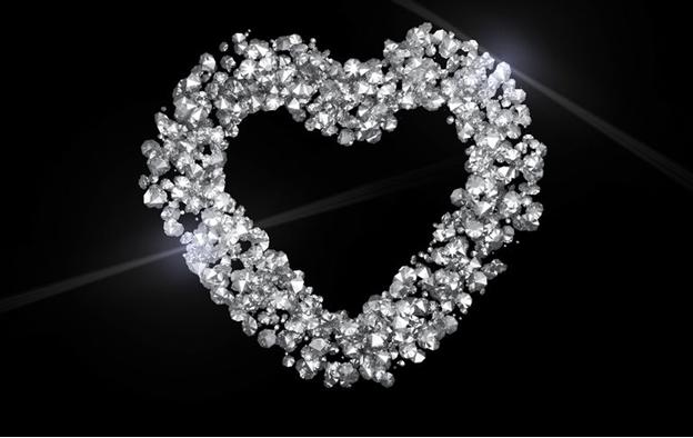Borax Crystal Heart Science Project - The Chemistry Guru